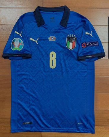Camisola de Itália e Inglaterra da Final do Euro 2020