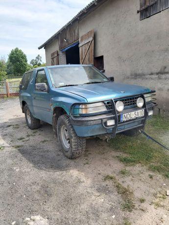 Opel Frontera Sport 2.0 Uszkodzony silnik Możliwość transportu