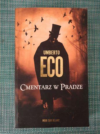 Umberto Eco Cmentarz w Pradze