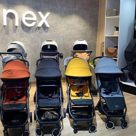 Прогулочная коляска ANEX Air-X ! Новинка в наличии в Запорожье!
