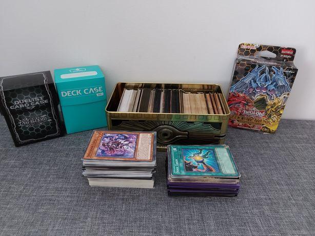 +600 cartas yu-gi-oh 1° edição