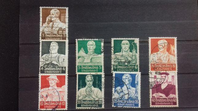 znaczki niemieckie DR zawody