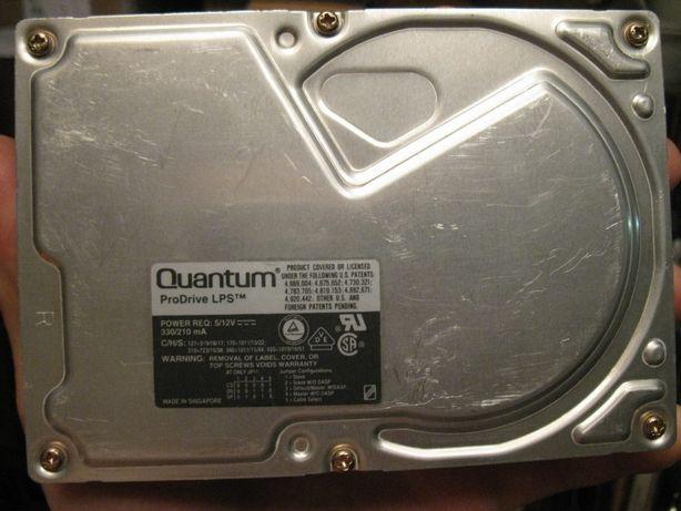 Жёсткий диск quantum prodrive lps tm