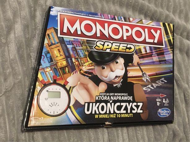Gra monopoly speed