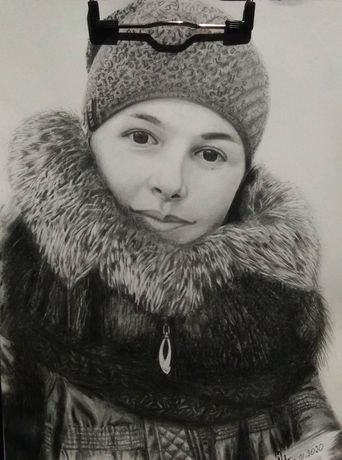 Малюю портрети на заказ