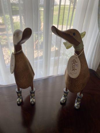 Утки деревянные