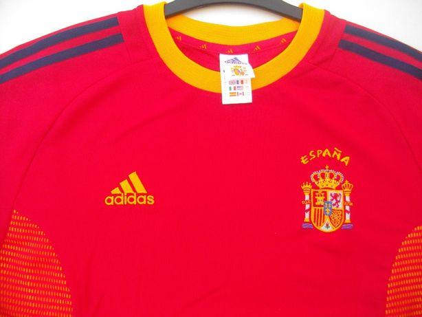 Camisola XL Adidas da Espanha