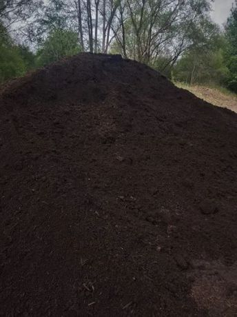 Ziemia ogrodowa czarna pod trawniki rośliny kwiaty - transport w cenie