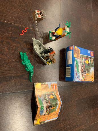 LEGO® 7410 Orient Expedition - Rzeka w dźungli