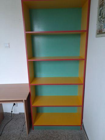 Regał do pokoju dziecięcego  biblioteczka. Okazja