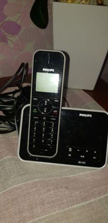 Беспрлводной телефон PHILIPS ID555