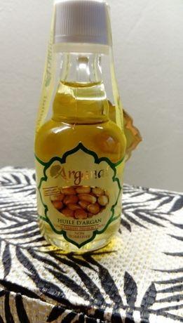 Olej arganowy nieprazony z Maroka
