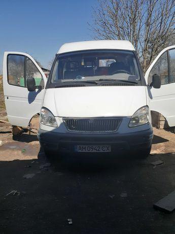 Продам газель ГАЗ 322132