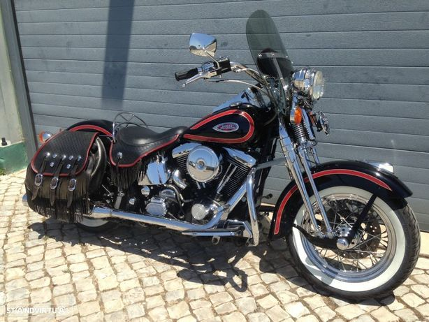 Harley-Davidson Heritage  Springer Classic Old Boy 1340 Evo