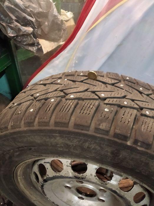 Диски с резиной caddy Донецк - изображение 1