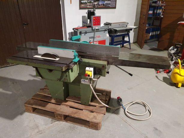 Maszyna Wieloczynnościowa 3w1 Casadei wyrówniarka, strugarka