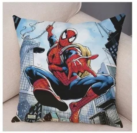 Fronha almofada decorativa Super Heróis