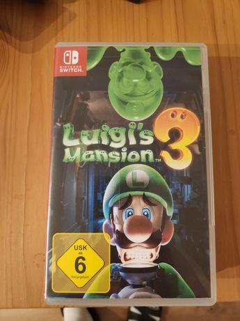 Luigi's Mansion 3 gra na Nintendo Switch wersja fizyczna