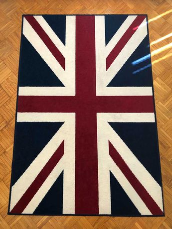 Dywan Shiraz 120x170 flaga brytyjska