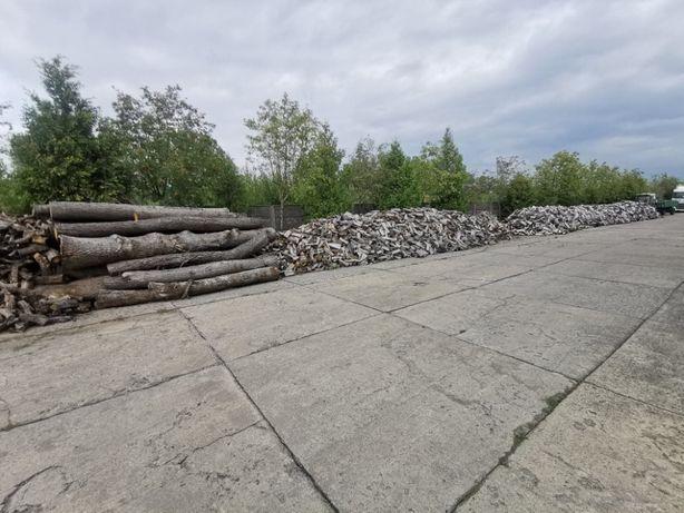 Drewno Kominkowe - DOWÓZ