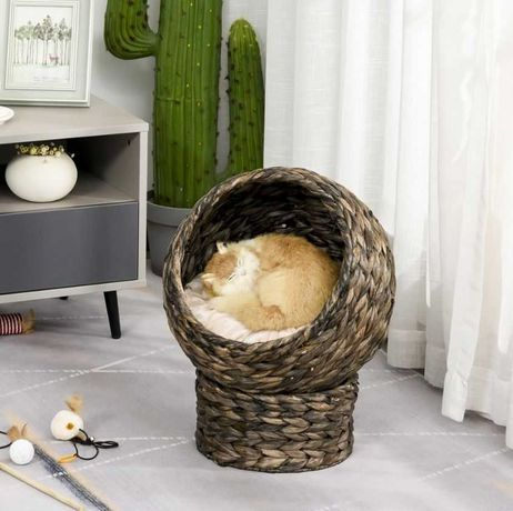 Cama Redonda Para Gatos