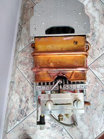 Piecyk Gazowy Junkers W11 P23 s5395 łazienkowy do pdgrzewania wody