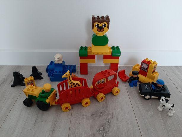 LEGO DUPLO Zoo, Zwierzęta, Klocki