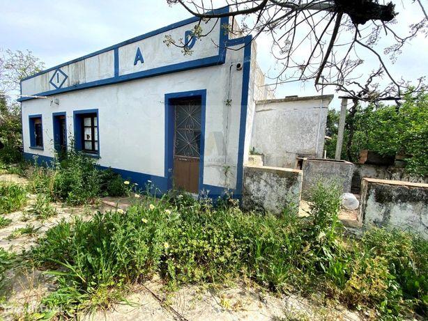 Conjunto de casas térreas para restaurar