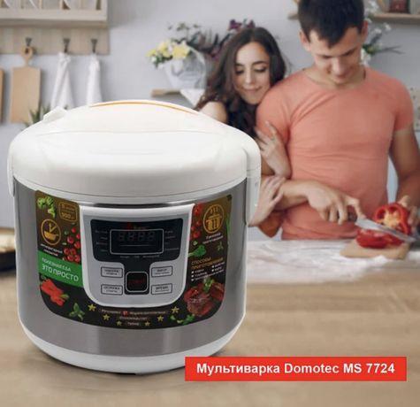 Мультиварка Domotec MS