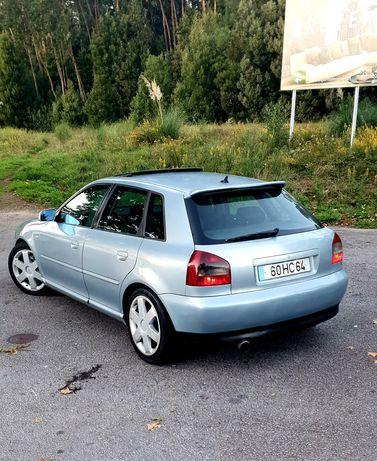 Audi A3 1.9 PD130 full extras Troco/Retomo Mota/Jeep etc