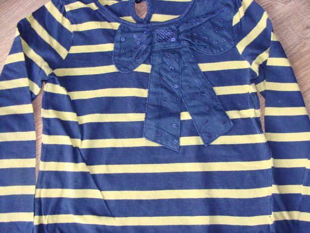 Dwie bluzki dla dziewczynki