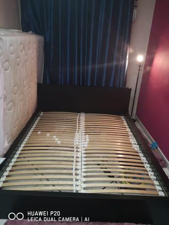 Cama de casal IKEA Malm
