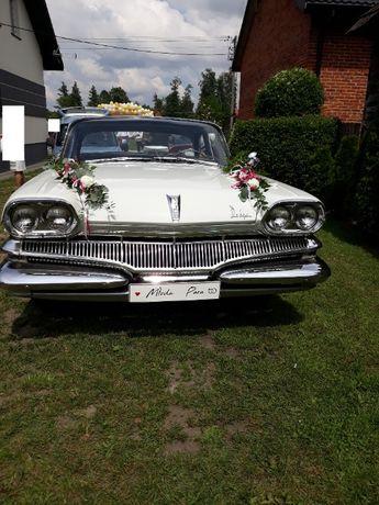 Auto do ślubu zabytkowy Dodge Seneca wesele inne