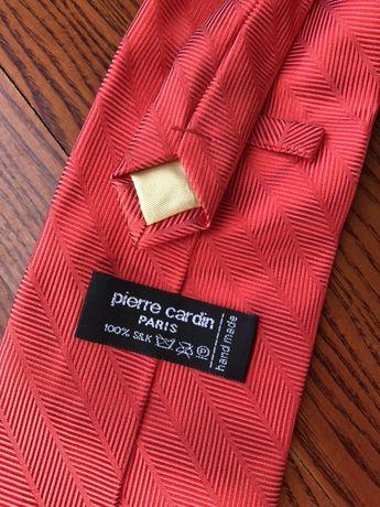 Krawat pierre cardin JEDWAB