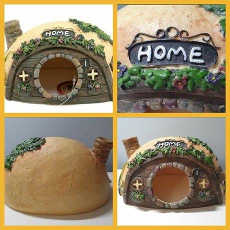 Domek/domki dla chomika