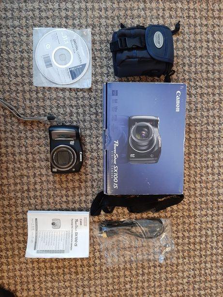 Фотоаппарат PowerShot SX100 IS