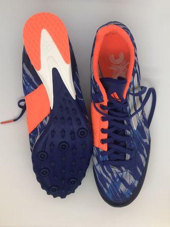 Adidas беговые шипы