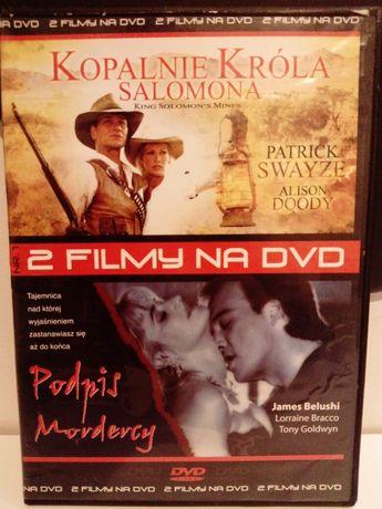 Filmy Kopalnie Króla Salomona Podpis Mordercy DVD