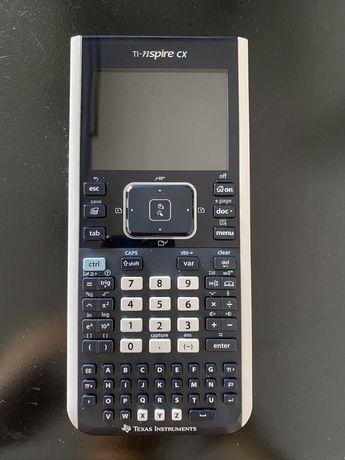 Vendo calculadora gráfica TEXAS instrument COMO NOVA!