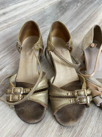 Отдам даром танцевальные туфли