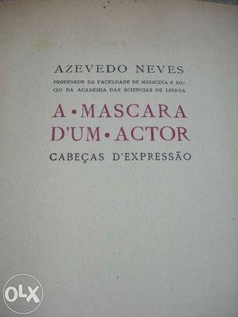 A Mascara d'um Actor de Azevedo Neves