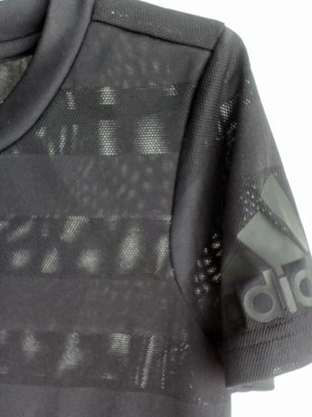 adidas koszulka ,t- shirt climalite (climacool) czarna