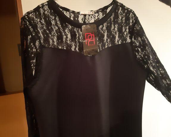 Sprzedam sukienkę czarną rozmiar 44