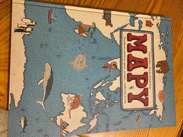 Atlas Mapy Mizielińscy