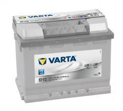 Аккумуляторы VARTA SILVER Dynamic 6cт-63 А/ч R+