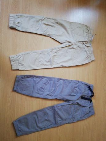 Spodnie letnie r 110 - 116