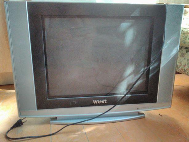телевизор West под ремонт
