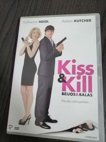 Kiss & Kill Beijos & balas