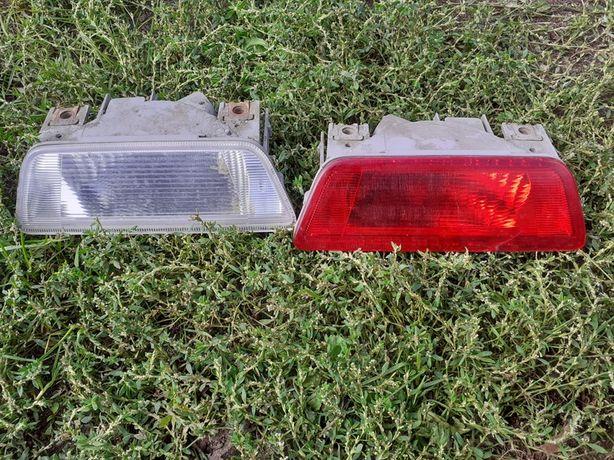 Xtrail T31 światło przeciwmgielne tył i wsteczne