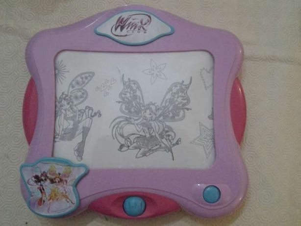 Desenhos Winx
